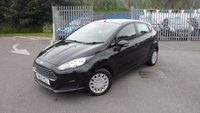 USED 2013 13 FORD FIESTA 1.6 TDCI  STYLE ECONETIC 5 DOOR Call for Finance Options - 01752 406101