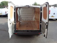 USED 2014 14 RENAULT TRAFIC 2.0 LL29 DCI S/R P/V 1d 115 BHP