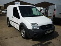 2012 FORD TRANSIT CONNECT 1.8TDCi T200 SWB Low Roof  75 BHP £4995.00