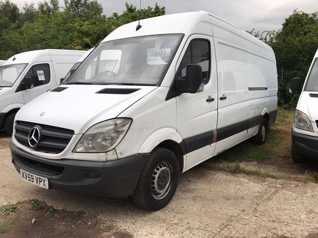 cc467c975e ... USED 2017 MERCEDES-BENZ SPRINTER 2.1 311 CDI LWB 1d 109 BHP ARCTIC WHITE  HIGH ...