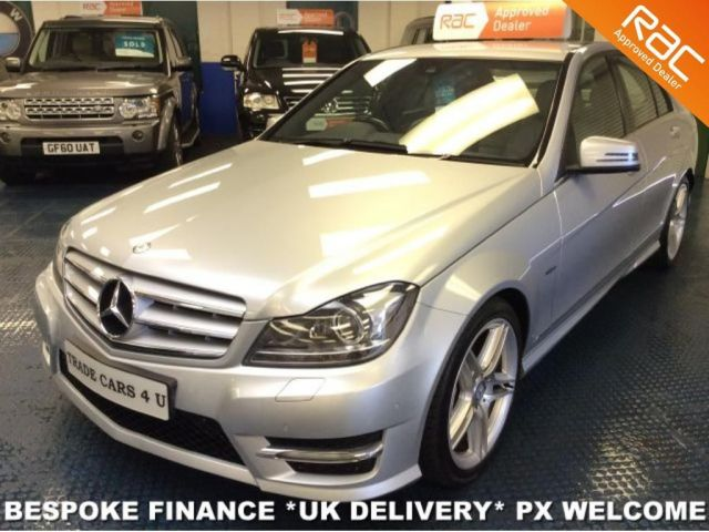 2011 C MERCEDES-BENZ C 250 CDI SPORT EDITION AUTO START/STOP