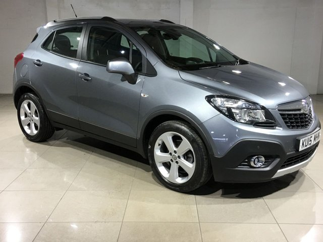 View our 2015 15 VAUXHALL MOKKA 1.7 TECH LINE CDTI S/S 5d 128 BHP