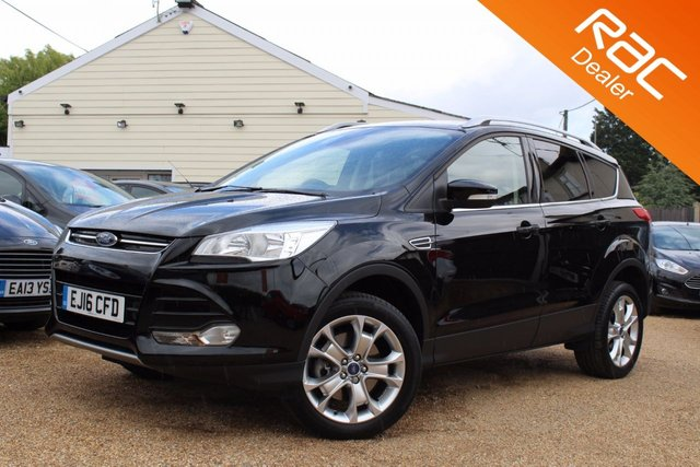 View our 2016 16 FORD KUGA 2.0 TITANIUM TDCI 5d 177 BHP