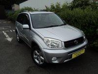 2005 TOYOTA RAV4 2.0 XT4 VVT-I 5d 147 BHP £3688.00
