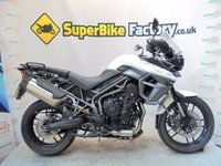 USED 2016 65 TRIUMPH TIGER XR800 GOOD&BAD CREDIT ACEEPTED, OVER 400+ BIKES