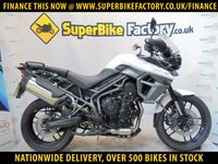USED 2016 65 TRIUMPH TIGER XR 800 GOOD & BAD CREDIT ACCEPTED, OVER 500+ BIKES