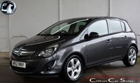 USED 2012 12 VAUXHALL CORSA 1.4SXi A/C 5 DOOR AUTO 98 BHP Finance? No deposit required and decision in minutes.