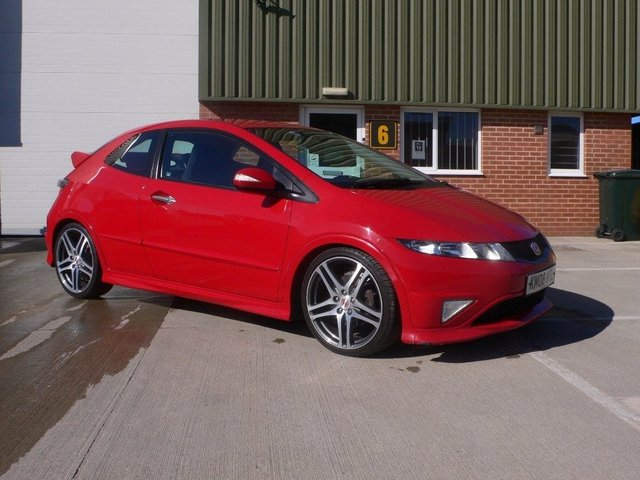 2008 08 HONDA CIVIC 2.0 i-VTEC Type R GT Hatchback 3dr
