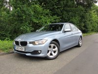 2013 BMW 3 SERIES 2.0 320D EFFICIENTDYNAMICS 4d 161 BHP £9000.00