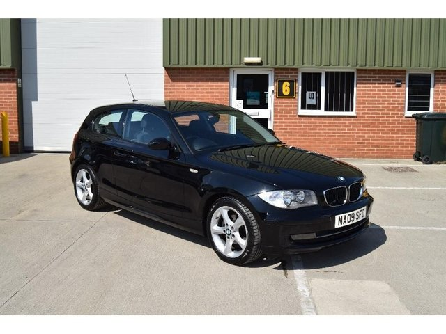 2009 09 BMW 1 SERIES 2.0 116i Sport 3dr