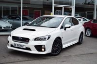 USED 2015 65 SUBARU WRX STI 2.5 TYPE UK 4d 300 BHP