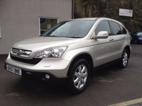 USED 2007 57 HONDA CR-V 2.2 I-CTDI ES 5d 139 BHP *STUNNING VEHICLE**TOW BAR**LAST OWNER 5 YEARS*
