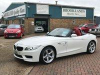 2013 BMW Z4 2.0 Z4 SDRIVE20I M SPORT ROADSTER 2d 181 BHP £14995.00