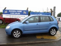 USED 2008 58 VOLKSWAGEN POLO 1.4 MATCH 5d 79 BHP Wonderful example of this popular 5 door car