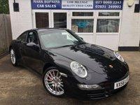 2006 PORSCHE 911 3.8 CARRERA 4 S 2d 350 BHP £31995.00
