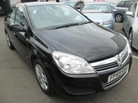 USED 2009 59 VAUXHALL ASTRA 1.4 ACTIVE 5d 88 BHP