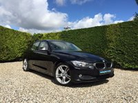 2014 BMW 3 SERIES 2.0 320D EFFICIENTDYNAMICS BUSINESS 4d 161 BHP £12990.00
