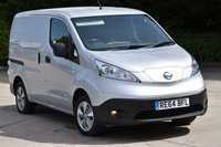 USED 2014 64 NISSAN NV200 0.0 E TEKNA RAPID PLUS 5d AUTO 108 BHP AIR CON ELECTRIC PANEL VAN ONE OWNER F/SH SPARE KEY KEYLESS START
