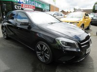 USED 2014 64 MERCEDES-BENZ A CLASS 1.5 A180 CDI BLUEEFFICIENCY SPORT 5d 109 BHP 1 OWNER ..FULL SERVICE HISTORY