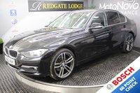 USED 2012 62 BMW 3 SERIES 320D LUXURY 4d 184 BHP