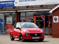USED 2015 65 VAUXHALL ADAM 1.4 SLAM 3d 98 BHP *ONLY 9.9% APR with FREE Servicing*