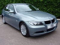 USED 2007 07 BMW 3 SERIES 2.0 320D SE 4d 161 BHP