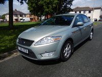 USED 2010 60 FORD MONDEO 2.0 ZETEC TDCI 5d 161 BHP Build quality is superb, as you'd expect of a Ford and the Mondeo is reliable, strong and a firm family favourite