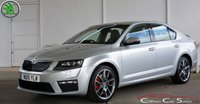 2015 SKODA OCTAVIA VRS 2.0TDi 5 DOOR 6-SPEED 181 BHP £15990.00