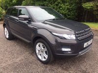 USED 2012 12 LAND ROVER RANGE ROVER EVOQUE 2.2 SD4 PURE TECH 4WD 5dr 190 BHP 6 MONTHS PARTS+ LABOUR WARRANTY+AA COVER