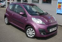 USED 2012 62 PEUGEOT 107 1.0 ACTIVE 3d