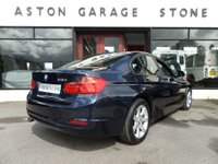 USED 2013 13 BMW 3 SERIES 2.0 316D ES 4d 114 BHP ** 1 OWNER * FSH ** ** 1 OWNER * CRUISE * F/S/H **