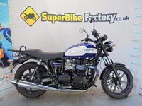 USED 2015 15 TRIUMPH BONNEVILLE NEWCHURCH  GOOD & BAD CREDIT ACCEPTED, OVER 500+ BIKES