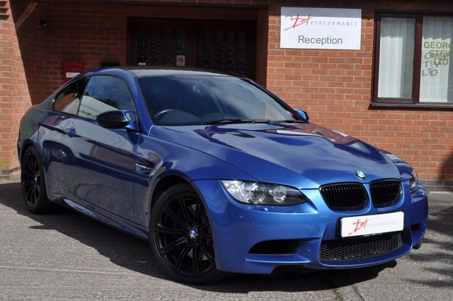 2009 59 BMW M3 4.0 M3 MONTE CARLO EDITION 2d AUTO 414 BHP DCT UNMODIFIED