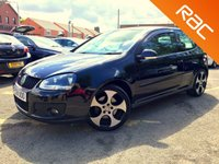 USED 2008 58 VOLKSWAGEN GOLF 2.0 GTI 3d FULL HEATED LEATHER, ONLY 57K 6 SERVICES ONLY 57K 6 SERVICES FULL HEATED BLACK LEATHER