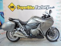 USED 2010 10 HONDA VFR1200F F-A  GOOD & BAD CREDIT ACCEPTED, OVER 500+ BIKES