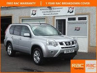 USED 2011 11 NISSAN X-TRAIL 2.0 ACENTA DCI 5d 171 BHP Variable 4x4 / Bluetooth