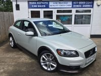 USED 2007 57 VOLVO C30 2.4 D5 SE SPORT 3d AUTO 180 BHP 59K FSH  JUST TWO OWNERS   BEAUTIFUL COLOUR COMBINATION