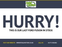 USED 2003 53 FORD FUSION 1.4 FUSION 1 5d 78 BHP