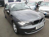 2008 BMW 1 SERIES 1.6 116I EDITION ES 5d 121 BHP £5495.00