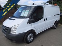 2009 FORD TRANSIT 300s SWB DIRECT FROM BT FLEET WITH FULL HISTORY £4795.00