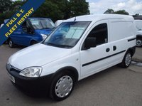 2010 VAUXHALL COMBO 2000 1.3 CDTi Direct From BT With History £3000.00