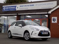 USED 2013 63 CITROEN DS3 1.2 DSIGN 3dr  *ONLY 9.9% APR*