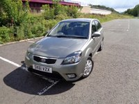 USED 2011 61 KIA RIO 1.4 GRAPHITE 5d 96 BHP FANTASTIC VALUE!!