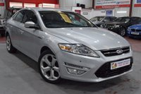 USED 2011 60 FORD MONDEO 2.0 TITANIUM X TDCI 5d 161 BHP A BEAUTIFUL EXAMPLE.