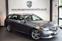 USED 2016 16 MERCEDES-BENZ E CLASS 2.1 E220 BLUETEC SE 5DR AUTO 174 BHP + FULL BLACK LEATHER INTERIOR + MERCEDES SERVICE HISTORY + 1 OWNER FROM NEW + SATELLITE NAVIGATION + BLUETOOTH + HEATED SEATS + DAB RADIO + CRUISE CONTROL + PARKING SENSORS + 17 INCH ALLOY WHEELS +