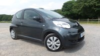 USED 2011 11 CITROEN C1 1.0 VT 3d 68 BHP TAILOR MADE FINANCE PACKAGES, IDEAL 1ST CAR-LOW INSURANCE, LOW ROAD TAX, CD PLAYER, 2 X KEYS, 2 LADY OWNERS FROM NEW