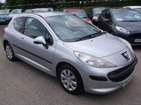 USED 2007 07 PEUGEOT 207 1.4 S 3d 88 BHP ***Excellent economy - reliable 1st car  - Full Service history  - Long MOT***