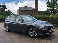 USED 2012 62 BMW 3 SERIES 2.0 320D SE TOURING 5d AUTO 181 BHP Drives As New, Looks Great!