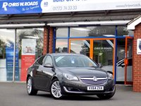 USED 2014 64 VAUXHALL INSIGNIA 2.0 CDTi DESIGN NAV ECOFLEX S/S 5dr 138 BHP *ONLY 9.9% APR with FREE Servicing*