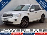 USED 2011 11 LAND ROVER FREELANDER 2.2 SD4 HSE 5d AUTO 190 BHP HEATED SEATS F+R P/SENSORS CRUISE CONTROL SUNROOF